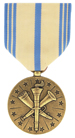 Armed Forces Reserve, United States Coast Guard Full Size Medals